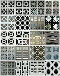 Decorative Blocks For Walls Fantastic Decorative Concrete Blocks