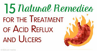 natural home remedies for heartburn acid reflux and ulcers