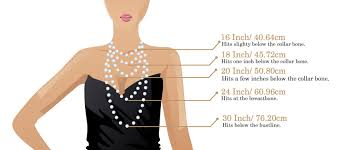 pearls necklace length images Necklace length new zealand pearl jpg