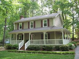 28 wrap around porches country farmhouse with wrap around