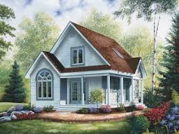 quaint house plans the house plan shop quaint cottage house plans for a