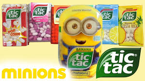 where to buy minion tic tacs top 7 tic tac best flavors compilation minions popcorn fruits