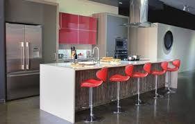 cuisines photos cuisine contemporaine moderne chic urbaine c t maison photo de