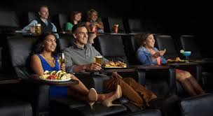 Interior Leather Bar Full Movie Movie Theaters With Beds U0026 Recliners Yes Please Movie Theater