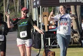 First Light Marathon Volunteer U2013 First Light Widowed Association