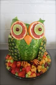 watermelon owl watermelon pinterest themed baby showers owl