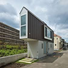 super small houses narrow 594 square foot japanese home actually feels huge