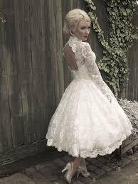 50 s style wedding dresses designer wedding gowns ian stuart enzoani lovely lace 50 s