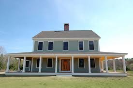wrap around porch homes new farmhouse wrap around porch plans pics metal home