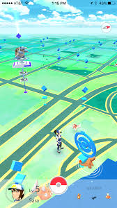 Pokemon Map Update Us Too Pokémon Go Is Now Live In Several Countries