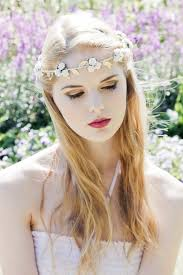 white flower headband olympic white and gold leaf flower crown grecian flower
