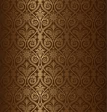 seamless ornamental pattern vector material 05 vector ornament
