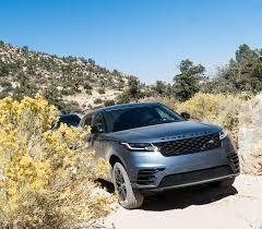 range rover velar dashboard driven 2018 range rover velar the awesomer