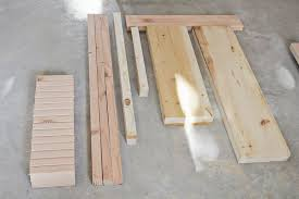Wood For Shelves Making by Diy Floating Corner Shelves U2013 A Beautiful Mess
