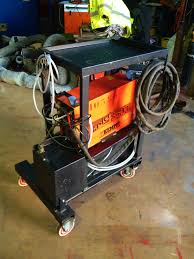 kemppi master 3500 water cooled tig welder