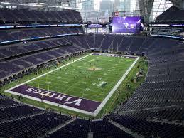 Bank Of America Stadium Map by U S Bank Stadium Section 321 Seat Views Seatgeek