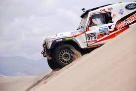 land rover desert land rover u0026 red bull desert wings smell the rubber