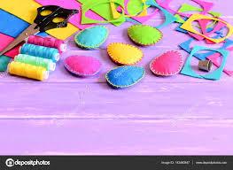 felt easter eggs colorful felt easter eggs decorations felt sheets and scraps