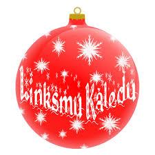 linksmu kaledu lithuanian ornaments