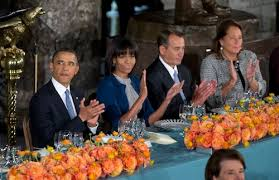 inaugural luncheon head table inaugural luncheon home mrs o follow the fashion and style of