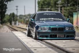 bmw e36 stanced mean green machine michael rabe u0027s bmw e36