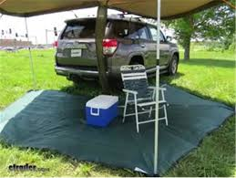 Foxwing Awning Price Rhino Rack Mesh Floor For Foxwing Awning Review Video Etrailer Com