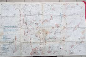 Wwi Europe Map by Wwi The Hindenburg Line Original Map Target Map Of The