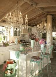 shabby chic kitchen island all about shabby chic kitchens my home design journey