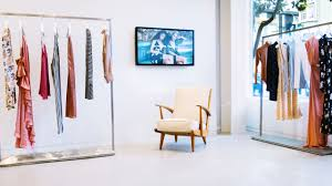 clothes shopping reformation u0027s high tech store reimagines it fr