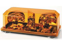 warning light bar amber wolo emergency vehicle warning lights priority 1 mini lightbar