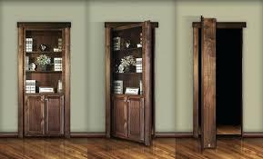 bookcase secret passageway bookshelf secret doorway bookcase