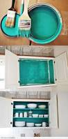 Teal Kitchen Cabinets Best 10 Paint Inside Cabinets Ideas On Pinterest Inside