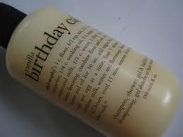 philosophy holiday 2011 shampoo shower gel bubble bath
