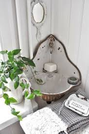 vintage corner bathroom sink good old sink this would be so cool outside in the garden by a