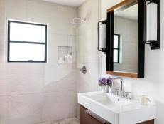 design on a dime bathroom 5 budget friendly bathroom makeovers hgtv