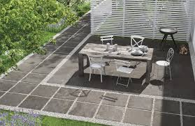 20mm thickness porcelain stoneware for exteriors ragno