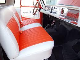 Chevrolet C10 Interior 1966 Chevrolet C10 Pickup Adamco Motorsports