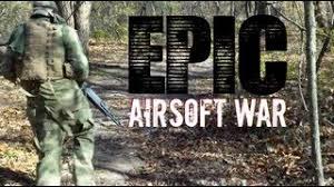 Airsoft Backyard Battle Airsoft War Epic Center Mass Airsoft Kansas City Youtube