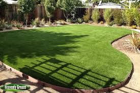 Fake Grass For Backyard by Residential Artificial Grass Gallery