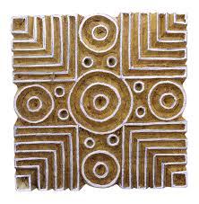 wood geometric carved wooden geometric textile block wood st printing