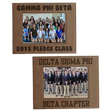 sorority picture frames fraternity and sorority picture frames and photo albums