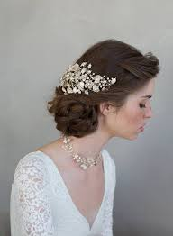 hair crystals crystals and foliage convertible hair comb style 7011 twigs