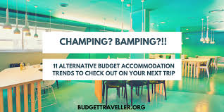 Armchair Tourist Design Ideas Visiting Europe Here Are 11 Alternative Budget Accommodation Ideas