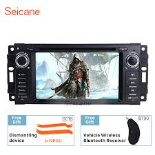 2005 jeep grand bluetooth seicane radio android 2g ram gps navi dvd player for 2005 2011