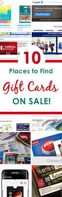 buy discount gift cards want to save money on gift cards from gift card deals discount