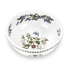 Botanical Garden Design by Portmeirion Botanic Garden Seconds 8 Inch Salad Bowl No Guarantee