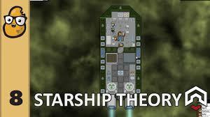starship theory ep 8 spaceship colony survival game rimworld