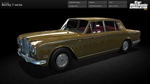 bentley cars car mechanic simulator 2015 bentley on steam