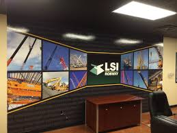 Murals Your Way by Wall Murals Maximize Your Advertising Bring Life To Your Walls