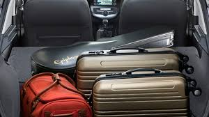 nissan juke luggage capacity features nissan pulsar hatchback family car nissan